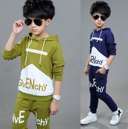 online shopping 2016 new children s clothing spring suit male models fall men s big virgin child Spring movement piece tide explosion models