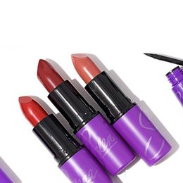 Chinese  Wholesael Drop Shipping M Brand Makeup Selena Dreaming of You matte lipstick Cosmetics 12 colors 3g lipsticks manufacturers