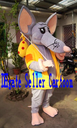 $enCountryForm.capitalKeyWord Canada - high quality Real Pictures Deluxe mouse mascot costume anime costumes advertising mascotte Adult Size factory direct free shipping