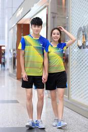 $enCountryForm.capitalKeyWord NZ - 2016 New Victor Badminton clothes Women Men 1set , Korea Team Badminton Jerseys , Badminton men's uniforms 36160