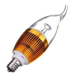 Candle Bright NZ - Newest E12 E14 B22 E27 6W 9W Super Bright High Power Dimmable LED Chandelier Candle Light Bulb Lamp AC220V 220-250Lumen