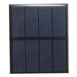 $enCountryForm.capitalKeyWord UK - Hot Sale! 2V 0.6W Mini Solar Cell Polycrystalline Epoxy Solar Panel DIY Solar Module Education Kits 10PCS Lot Free Shipping