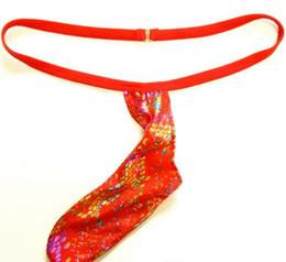 $enCountryForm.capitalKeyWord Australia - New Fine Men 's Briefs Panties sexy thong T pants low - waist transparent yarn lure pockets of small men' s sexy sexy underwear 3piece lot