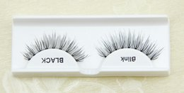 Wholesale False Eyelashes Handmade Natural Long Thick Eyelashes Fake Eye Lash extensions Blink Black Terrier Strip Eye Makeup Fashion Lashes ARDEL