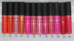 $enCountryForm.capitalKeyWord Canada - NYX Soft Matte Lip Cream Lipstick NYX Makeup Charming Long-lasting Daily Party Brand Glossy Makeup Lipsticks Lip Gloss Free shipping