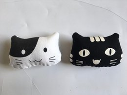 Free shipping cat kitten toy playing toys catnip canvas with catnip 2 colors on Sale