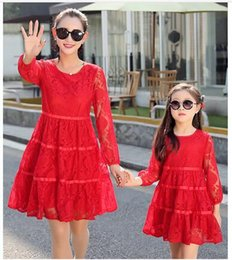 $enCountryForm.capitalKeyWord Canada - Matching Mother Daughter Clothes Family Look Matching Mom and Daughter Dress Parent-child Outfit Summer Dress