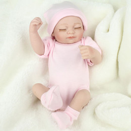 $enCountryForm.capitalKeyWord Canada - Free Shipping Hot Sell New Deign Reborn Baby Doll Fronzen Princess Girl's Great Present Soft Silicone Vinyl Doll