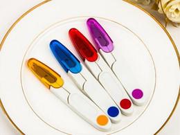 $enCountryForm.capitalKeyWord NZ - 200pcs Embroidery Cross Stitch Thread Snips Cutter Snipper Scissors Home Sewing Tools Yarn Thread Trimmer Tailor Scissor Tool