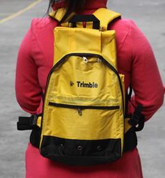 $enCountryForm.capitalKeyWord Australia - Wholesale Retail Brand New Trimble GPS Double Shoulder Soft Bag For Trimble GPS GNSS Receivers Free Post Shipping