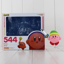 Discount landing ships - 6cm Cute Kirby's Dream Land PVC Action Figure Collection Model Toy for kids gift free shipping retail