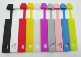 $enCountryForm.capitalKeyWord Australia - Veer Silicone Case Colorful Soft Silicon Protective Cover Vaporizer Cells Skin Sleeve Bag For Cloupor Veer Pod E Cig Starter Kit Vapor Pens