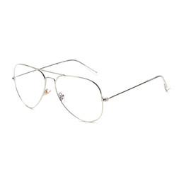 959c98a3e27f2 Fue homens e mulheres em geral moda metal preguiçoso óculos de armação  grande quadro retro óculos de leitura ultra-light art puro masculino    feminino RA100