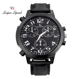 pin v8 2019 - Luxury V8 Outdoor Sport Watch Men Women Unisex Silicone Rubber Quartz Analog Wristwatch Student Christmas Gift Watches c
