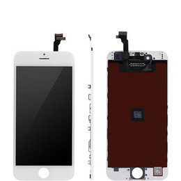 Lcd Display For Iphone 4s Australia - For LCD Display Grade A +++ iPhone 4 iPhone 4S GSM with Touch Screen Digitizer Replacement & Free DHL Shhipping