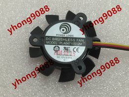 Discount power logic fans - For ebm-papst Power Logic PLA04710S12M DC 12V 0.09A 3-wire 3-pin connector 55mm Server Square Cooling Fan