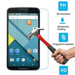 screen g4 2019 - Wholesale-2.5D Tempered Glass Screen Protector Guard For Motorola Moto G4 Plus Play X X2 E E2 G G2 G3 2nd 3rd Gen style