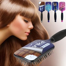 $enCountryForm.capitalKeyWord Canada - Hairbrush Hairdressing Styling Tools Large Paddle Hair Brush Leopard Print Hair Comb for Professional Home Use