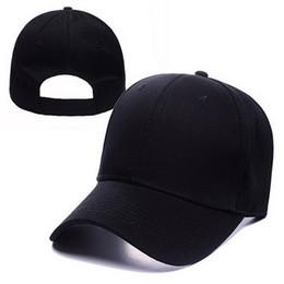 Wholesale Blank baseball cap adjustable hat simple fashion cap street  fashion Golf caps Village hats curved brim 5c406ca38f4c