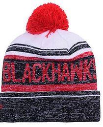 $enCountryForm.capitalKeyWord UK - New Beanies Blackhawks Knit Hockey Beanie Sport Knit Hat Pom Knit Hats Sports Cap Beanies Hat Mix Match Order All Caps Top Quality Hat