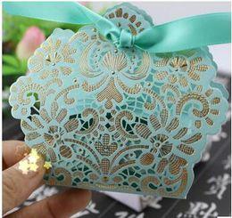 sugar paper 2019 - Romantic European style Blue ocean and outdoor theme wedding Candy Box gift box wedding bonbonniere wedding favour boxes