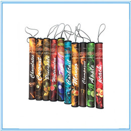$enCountryForm.capitalKeyWord Canada - E Shisha pen Eshisha Disposable Electronic cigarettes E cigs 500 puffs 27 type Various Fruit Flavors Hookah pen from shenzhen factory