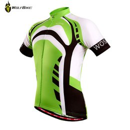 T-shirt Jersey Design Pas Cher-Hommes Vert Violet Cycling Jersey New Brand Design Sports Tee-shirts VTT Route Vêtements Vélo Bicycle Cyclisme Jersey