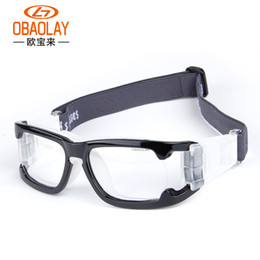 c441505ece Eye Safety Protection Goggles Basketball Football Glasses Goggles Outdoor  Sports Bicycle Cycling soccer Glasses Eyewear