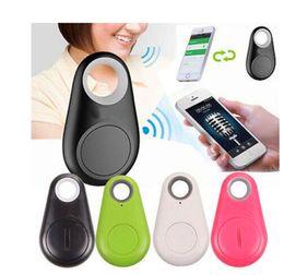 Venta al por mayor de Venta caliente Mini Smart Finder Bluetooth Tracer Pet Niño GPS Localizador Etiqueta Alarma Monedero Llave Tracker
