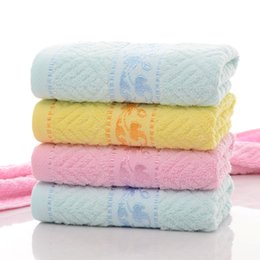 $enCountryForm.capitalKeyWord NZ - 3PCS 35*75cm Solid Cotton Hand Towels,Plaid Brand Decorative Face Bathroom Hand Towels,Bulk Price Top Quality Terry Hand Towels