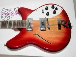 Wholesale NEW Cherry Burst Strings Electric Guitar Guitars Best Selling