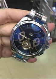 $enCountryForm.capitalKeyWord NZ - 201GC6 Men watch New Luxury Automatic Mens Tourbillion Multi Function Watch Mechanical Watches Gift Wristwatch K0068