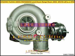 Venta al por mayor de GT2256V 712541-5005S 712541-0003 7785838 712541 turbocompresor turbo para Land Rover para Land Rover para Range Rover TD6 M57D L30 LL 2.9L TDI