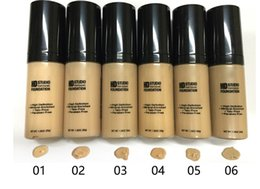 $enCountryForm.capitalKeyWord Canada - Hot sale 2106 new Makeup FOUNDATION NYX HD STUDIO PHOTOGENIC FOUNDATION 36g 6 color in stock