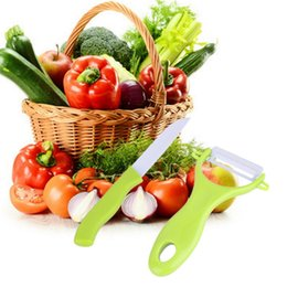 $enCountryForm.capitalKeyWord UK - Beauty Gifts Zirconia kitchen knife set Ceramic Knife + Peeler fruit knife set kitchen knives
