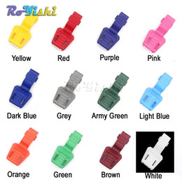 Paracord lock online shopping - 100pcs Zipper Pull Cord Ends For Paracord Cord Tether Tip Cord Lock Plastic Colors