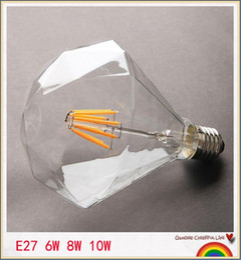 $enCountryForm.capitalKeyWord NZ - 10PCS E27 2W 4W 6W 8W G95 Clear110- 220V Replace Vintage Chandelier Pendant Candle LED Filament Bulb Lamp Light