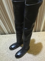 Patent Flat Over Knee Boots Online | Patent Flat Over Knee Boots ...