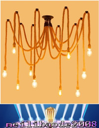 Discount rope light ceiling ceiling led rope light 2018 on sale at rope light ceiling 2018 5 6 8 10 12 lights e27 rope droplight edison aloadofball Images