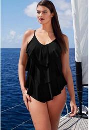 $enCountryForm.capitalKeyWord Canada - 2016 plus size swimwear XL- 2XL-3XL one piece solid color slim body bathing suits swimming suits plus size swimsuits European style