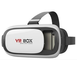 China GLive Video Experience Google Cardboard VR BOX II 2.0 VR Glasses Anaglyph Virtual Reality 3D Glasses for iPhone Samsung Smartphone suppliers