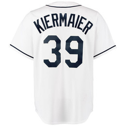 3f6cdb68d ... Mens Tampa Bay Rays 39 Kevin Kiermaier White Home Light Blue Alternate  Cool Base Player Jersey ...