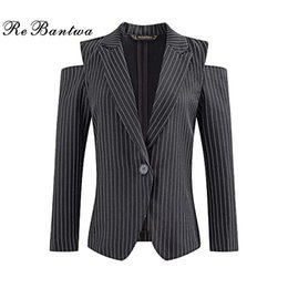 Discount Ladies Striped Suit Jackets | 2017 Ladies Striped Suit ...