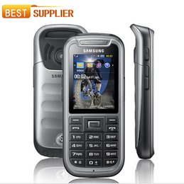 refurbished unlock cell phones NZ - Original Samsung C3350 Cell Phone Unlocked GSM Cheap Phone and Shipping Good Refurbished mobile phone