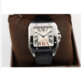 online shopping New brand sport luxury AAA quality XL black men date automatic mechanical watch men watches sports MM leather belt Original Clasp