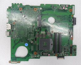 laptop intel Canada - 8FDW5 Laptop Motherboard For DELL V3550 N5110 Laptop Without GPU Included
