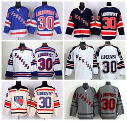 ... New York Rangers 30 Henrik Lundqvist Jerseys Ice Hockey Stadium Series  Lundqvist Rangers Jersey Winter Classic ... be8ea8cd466