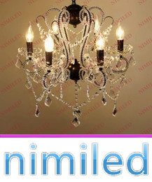 Discount vintage study lamp - nimi762 5 6 8 10 12-Lights 5 6 8 10 12-Lights Vintage Wrought Iron Chandelier Living Room Mediterranean Restaurant Light