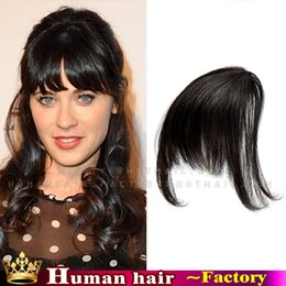 Clip hair extensions side bangs online clip hair extensions side wholesale 100 hair bang extension clips in on side long bangs hair fringe high quality hair piece many color free shipping pmusecretfo Image collections