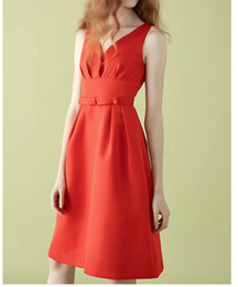 Lovely Evening Gowns Canada - Red Celebrity Short Dresses Lovely Cocktail Dresses Formal Wear For Women Sweetheart Evening Gowns Venta Ropa Online Traje Fomal Mujer